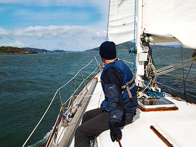 Transformational Sailing's Mission & Vision
